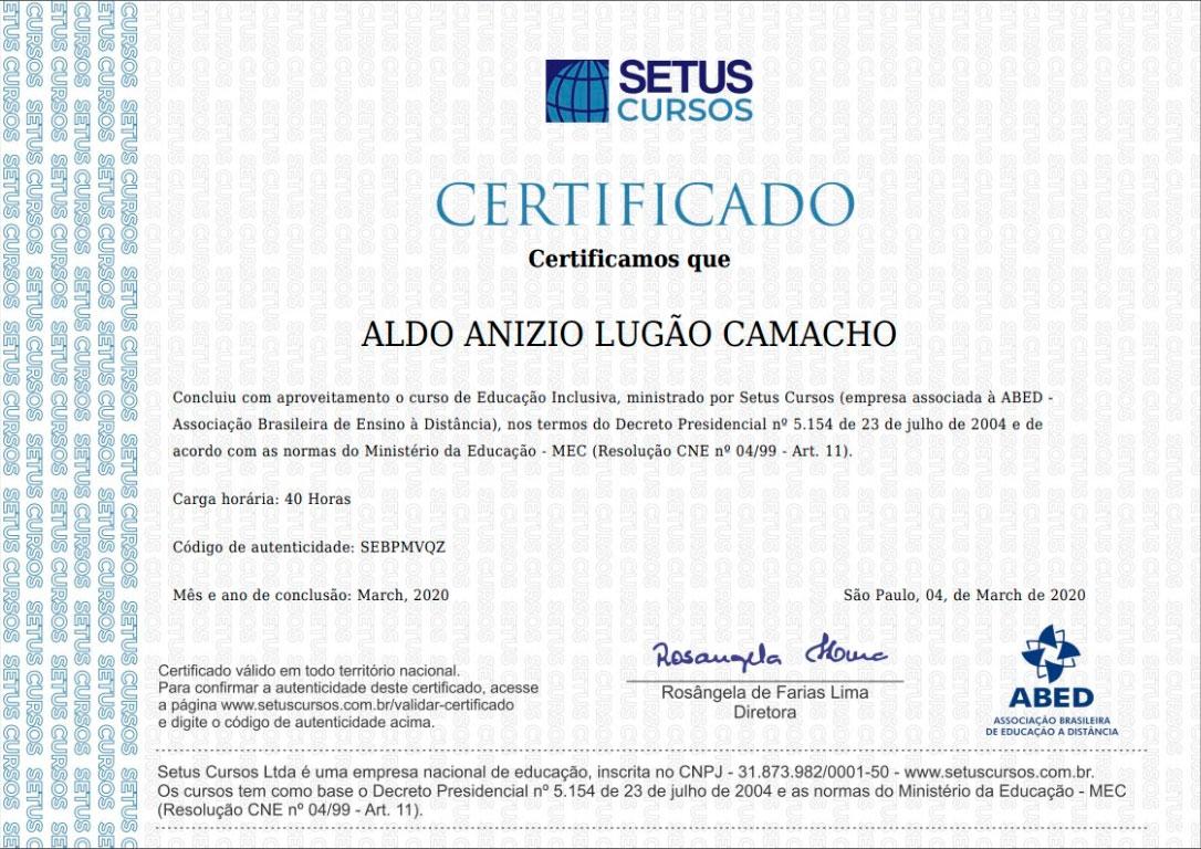 Curso De Ingles Basico Online Gratis Com Certificado Valido Em Todo Brasil Setuscursos